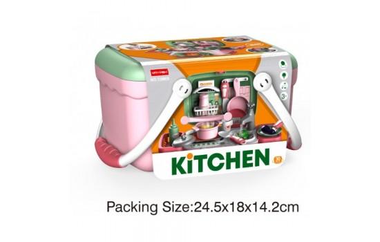 主廚廚房 - 角兒扮演兒童玩具