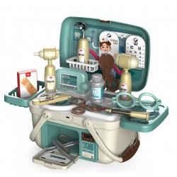 醫生急救箱 - 角兒扮演兒童玩具