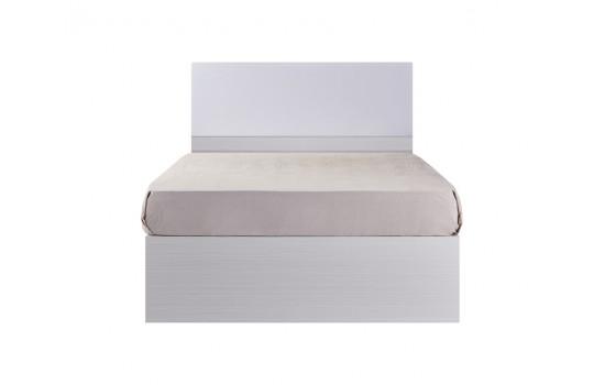 Dolce Plus 36寸白橡木色直屏床 -單床