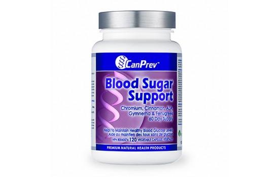 Blood Sugar Support 120v